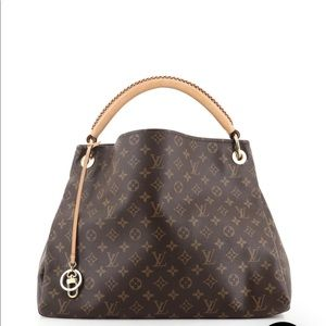 LOUIS VUITTON  Artsy Monogram Hobo Bag